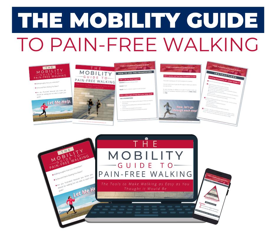Pain-free walking